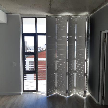 Bi-Fold - Aluminium Shutters (1)